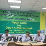 Open Data for Open Government